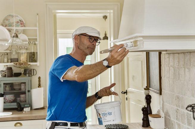 Maler der maler køkken