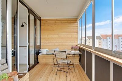 Totalrenovering af 130 m2 lejlighed på Frederiksberg inkl. IKEA køkken og Junckers gulve