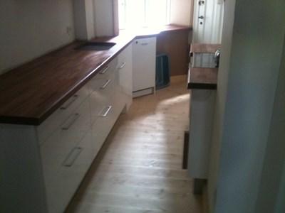 Nyt gulv og nyt køkken nyt bad nørrebro