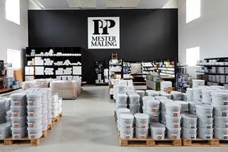 PP professional paint A/S