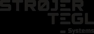 STRØJER TEGL A/S logo