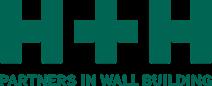 H+H Danmark A/S logo
