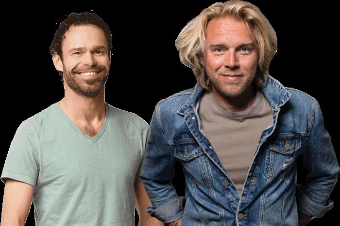 Felix and Mick ⇒ Håndværker.dk